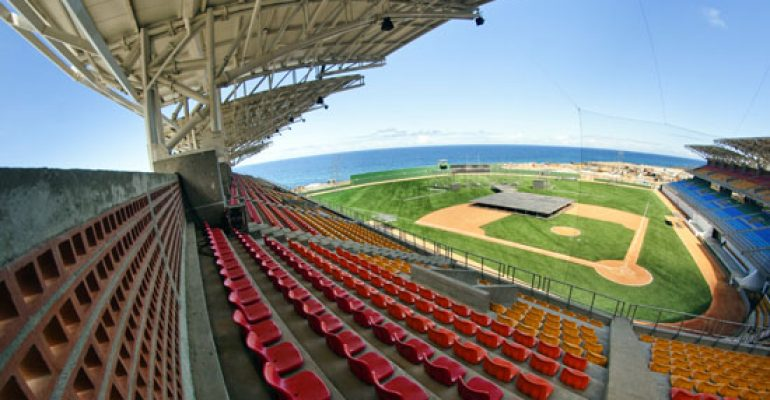 Estadio Fórum de La Guaira